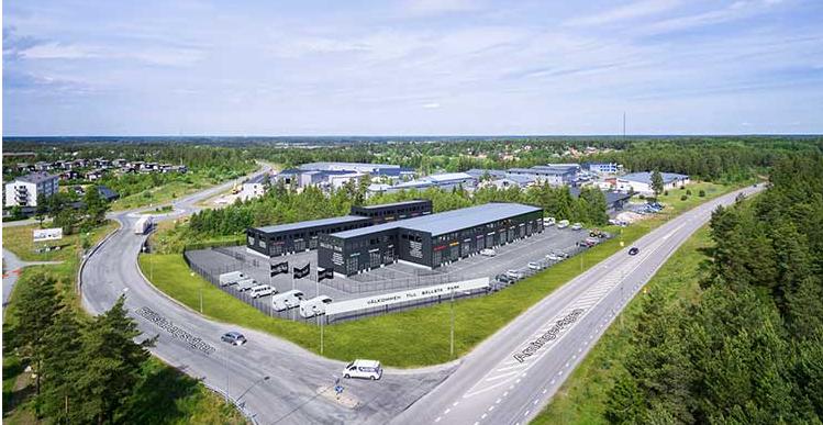 Investera i Industrilokaler