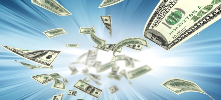 Det regnar pengar från Castellum