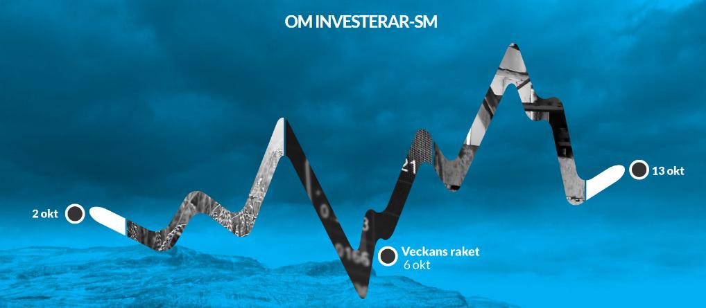 Investerar-SM 2017 och mitt deltagande