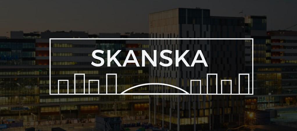 Skanska – mest sålda aktien i september