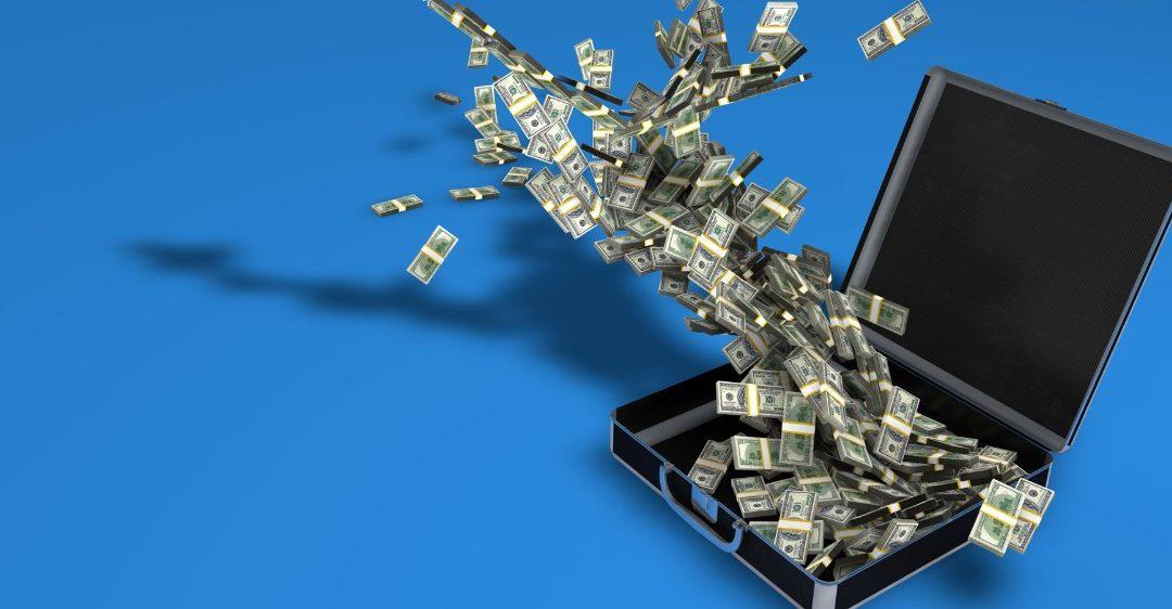 Sista investeringarna innan lön