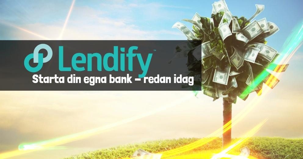 - ANNONS -  Högre ränta hos Lendify