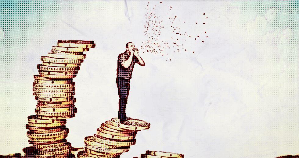 Jag är sämst på att #pratapengar