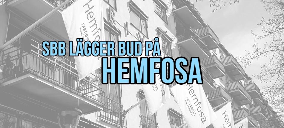 Hemfosa uppköp SBB – på ren svenska
