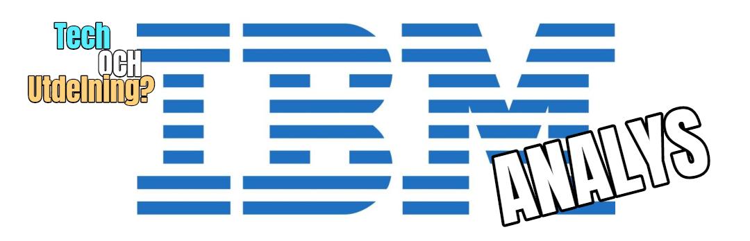 IBM Analys – köpa eller sälja?