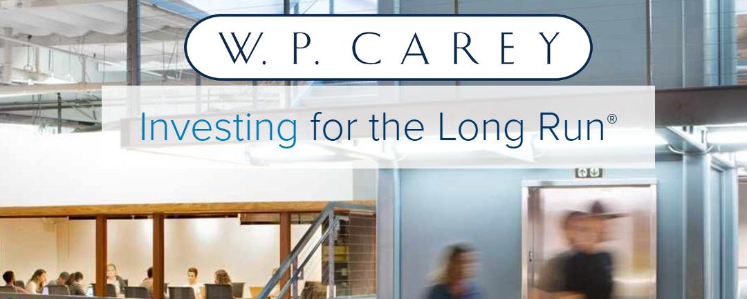W.P. Carey (WPC) – lysande utdelare