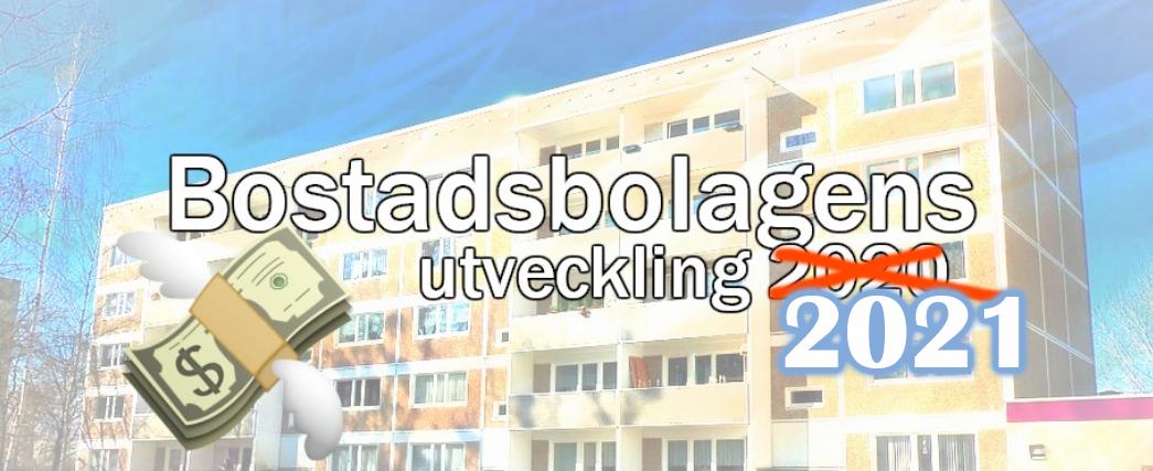 Fastighetsbolag utveckling 2021